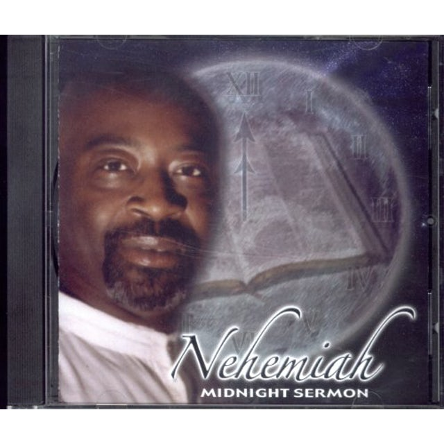Nehemiah MIDNIGHT SERMON CD