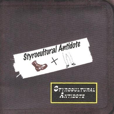 RONNIE NEUHAUSER'S STYROCULTURAL ANTIDOTE STYROCULTURAL ANTIDOTE BOOTLEGS STYROCULTUR 1 CD