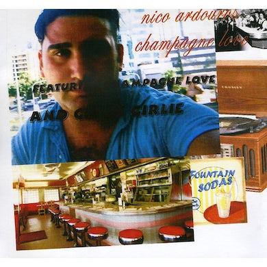 Nico CHAMPAGNE LOVE CD