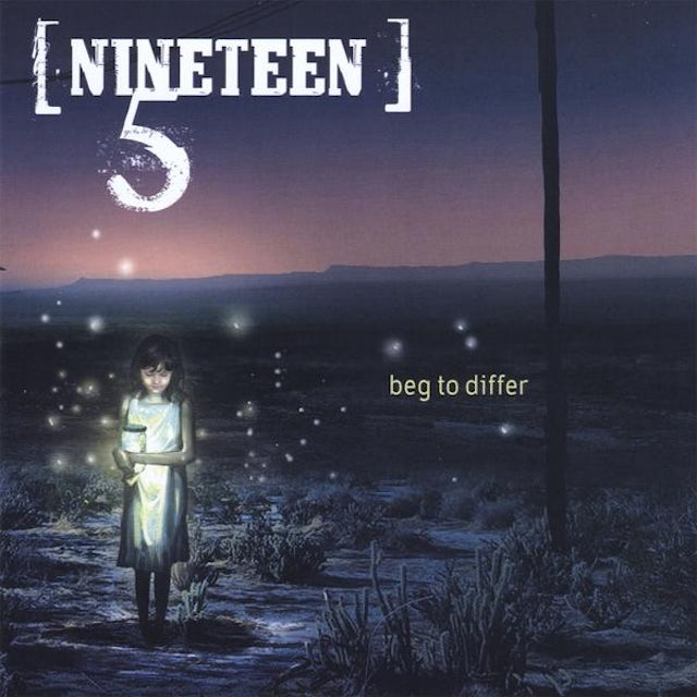 Nineteen 5 BEG TO DIFFER CD