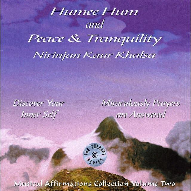 Nirinjan Kaur MUSICAL AFFIRMATIONS COLLECTION 2 CD