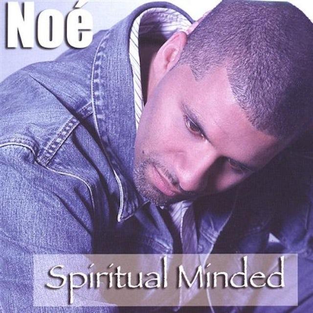 Noe SPIRITUAL MINDED CD