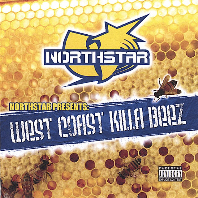 Northstar WEST COAST KILLA BEEZ CD