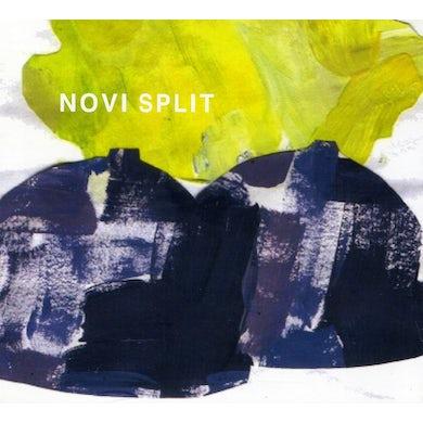 Novi Split KEEP MOVING CD