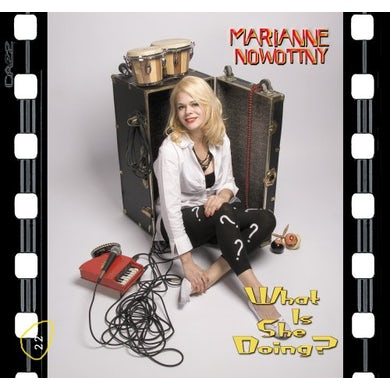 Marianne Nowottny WHAT IS SHE DOING? CD