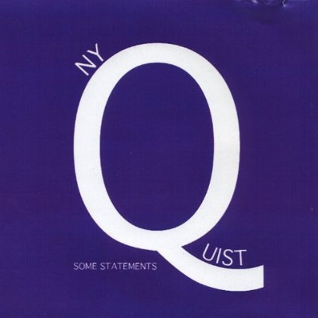 Nyquist SOME STATEMENTS CD