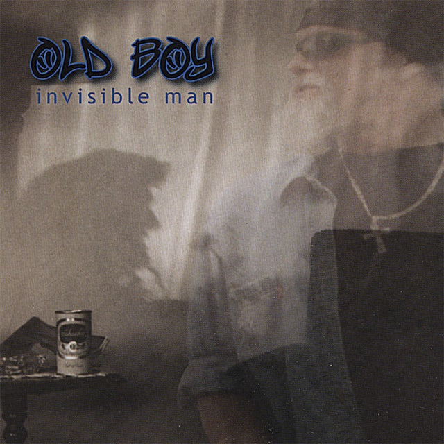 Old Boy INVISIBLE MAN CD