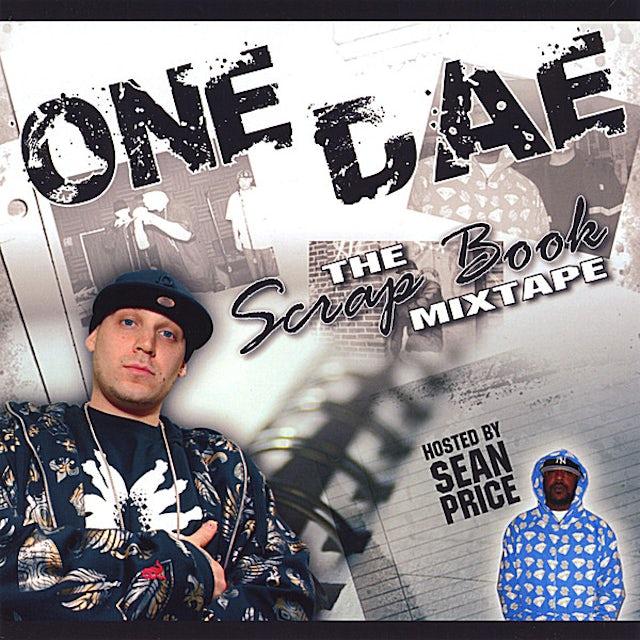 One Dae SCRAPBOOK CD