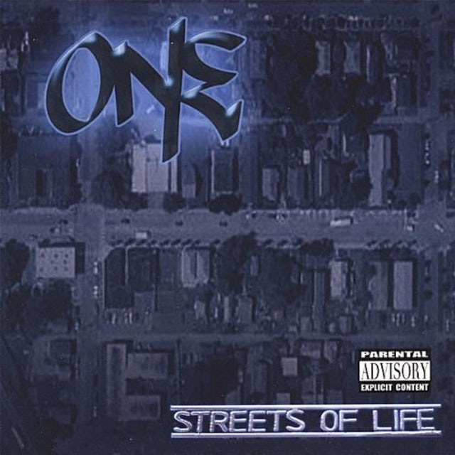 One STREETS OF LIFE CD