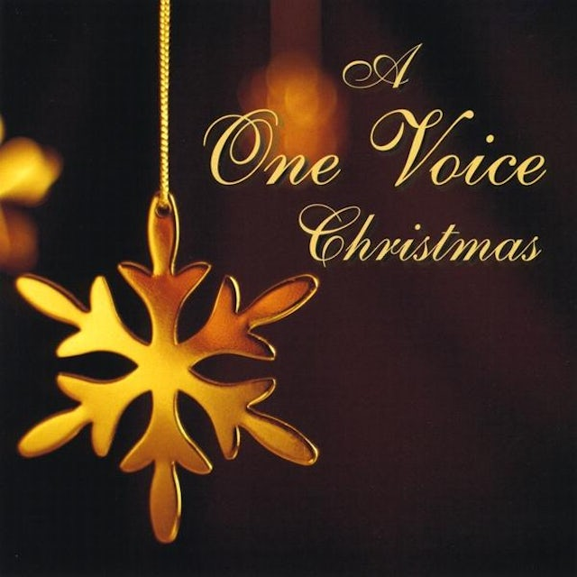 One Voice CHRISTMAS CD