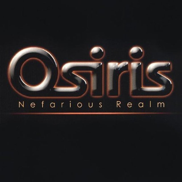 OSIRIS NEFARIOUS REALM CD