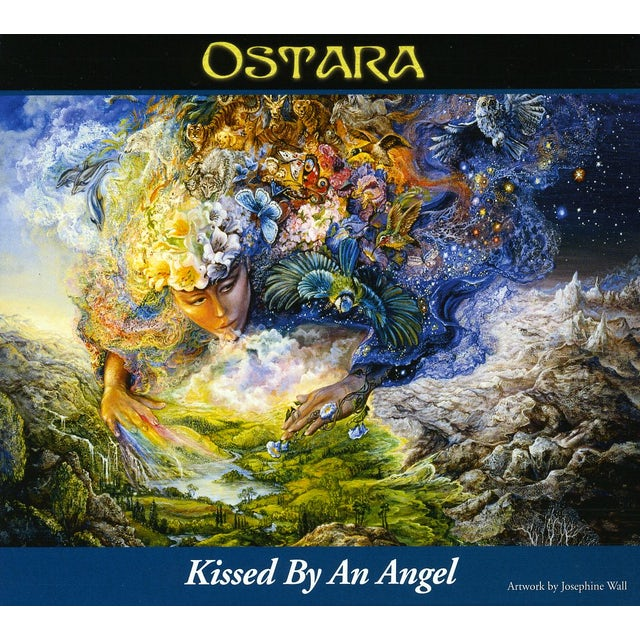OSTARA KISSED BY AN ANGEL CD