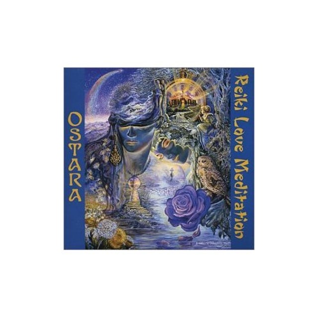 OSTARA REIKI LOVE MEDITATION CD