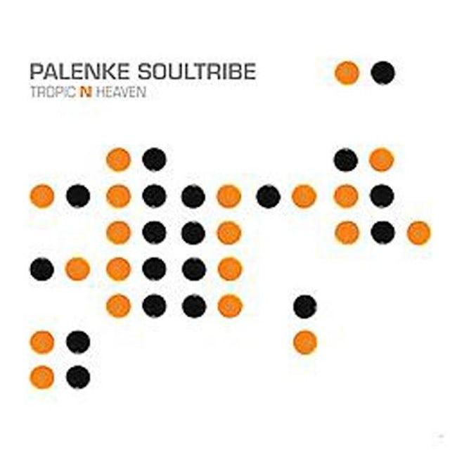 Palenke Soultribe TROPIC N' HEAVEN CD