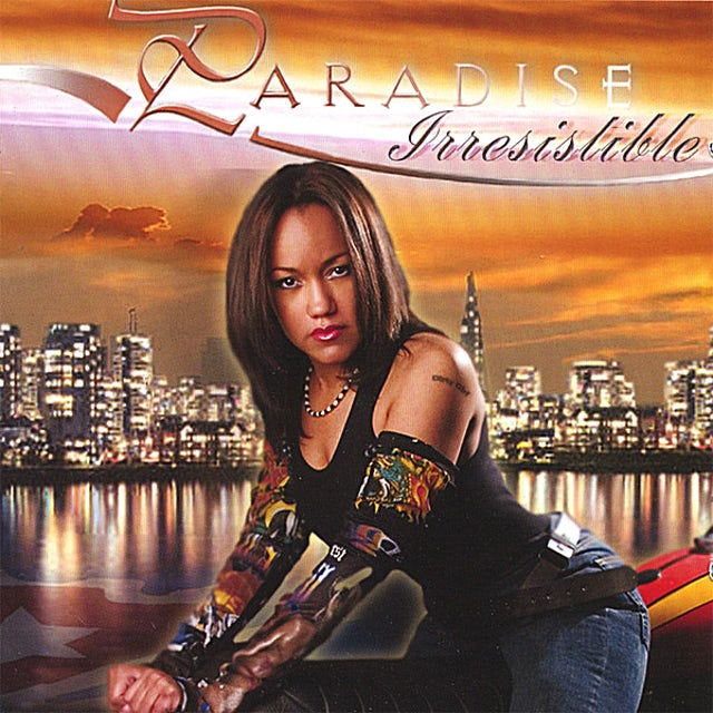Paradise IRRESISTIBLE CD