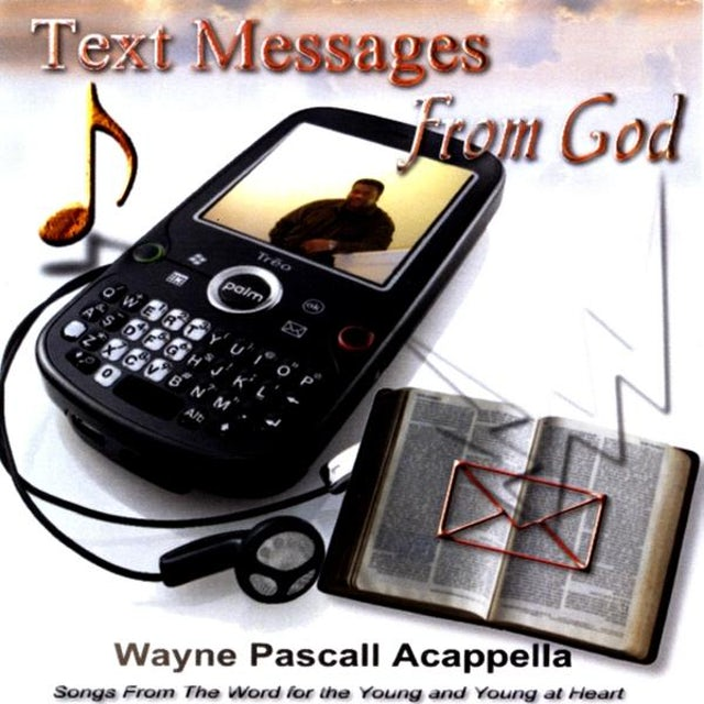 Wayne Pascall TEXT MESSAGES FROM GOD CD