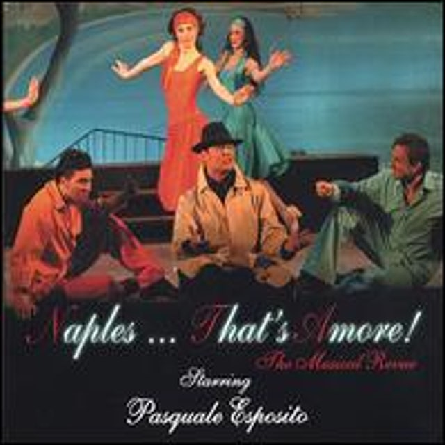 Pasquale Esposito NAPLES THAT'S AMORE! CD