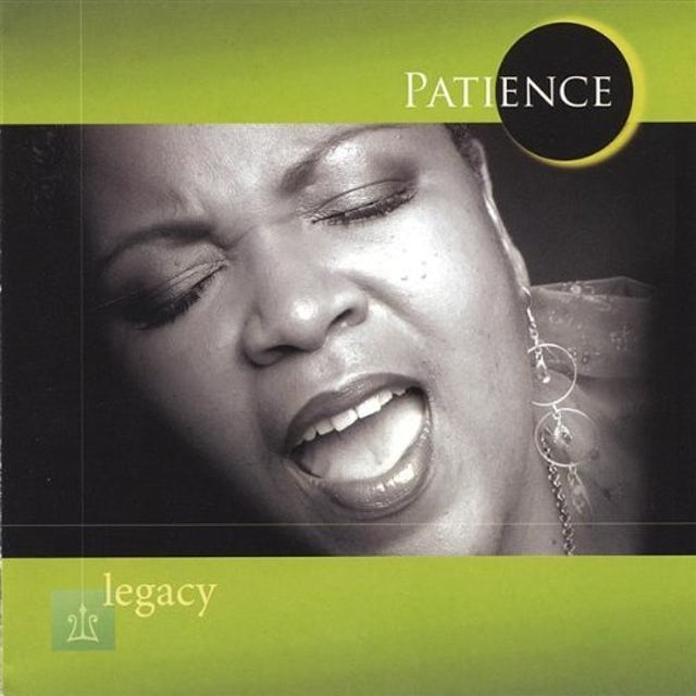 Patience LEGACY CD