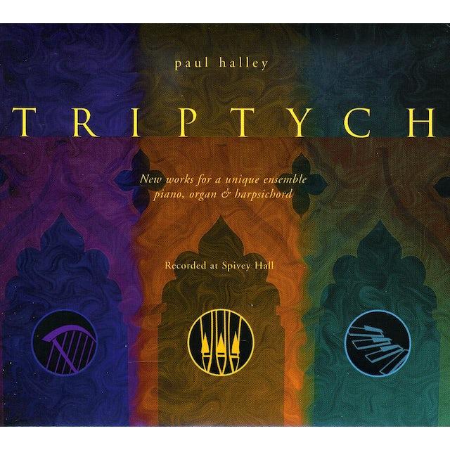 Paul Halley TRIPTYCH CD