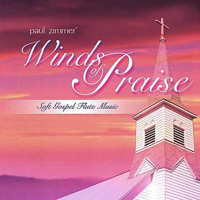 Paul Zimmer WINDS OF PRAISE CD
