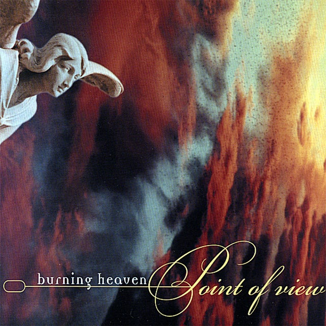 Point of View BURNING HEAVEN CD