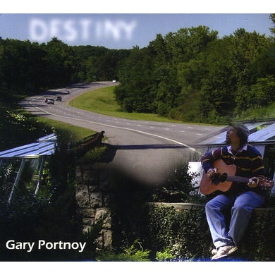 Gary Portnoy DESTINY CD