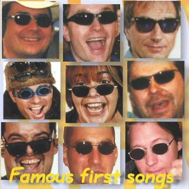 Private Dancer FAMOUS FIRST SONGS CD