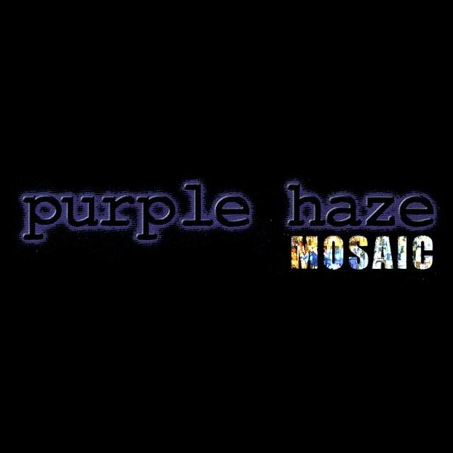 Purple Haze MOSAIC CD
