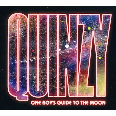 Quinzy ONE BOY'S GUIDE TO THE MOON CD