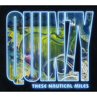 Quinzy THESE NAUTICAL MILES CD