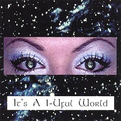 Robert IT'S A 1-UFUL WORLD CD