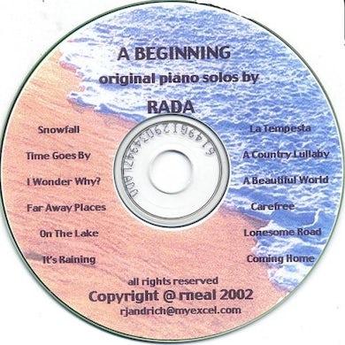 Rada BEGINNING CD