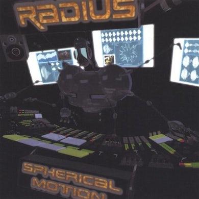 Radius SPHERICAL MOTION CD