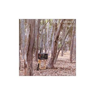 Randy Graves DIDGITAL CD