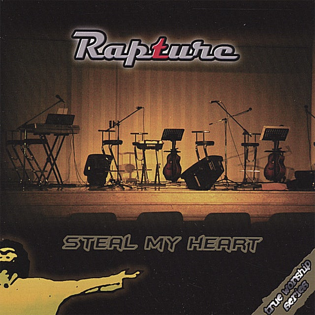 Rapture STEAL MY HEART CD