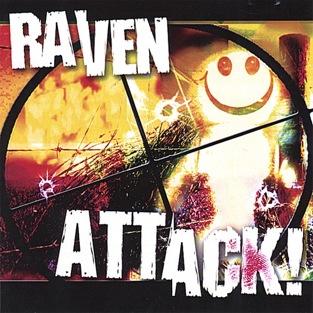 Raven ATTACK! CD