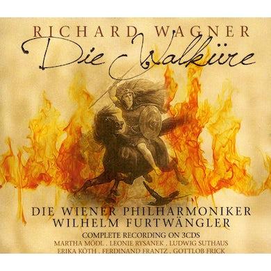 Richard Wagner DIE WALKRE. DIR.: W. FURTWNGLER CD