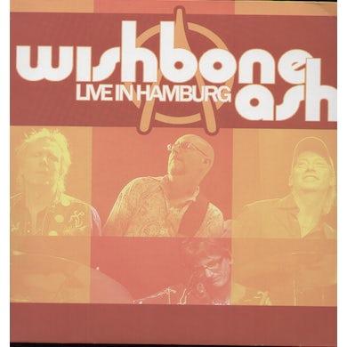 Wishbone Ash LIVE IN HAMBURG Vinyl Record