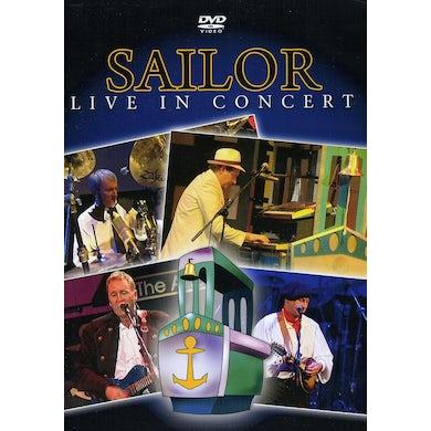Sailor LIVE IN CONCERT DVD