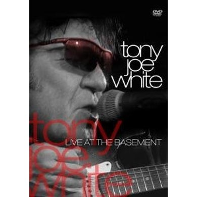 Tony Joe White LIVE AT THE BASEMENT DVD