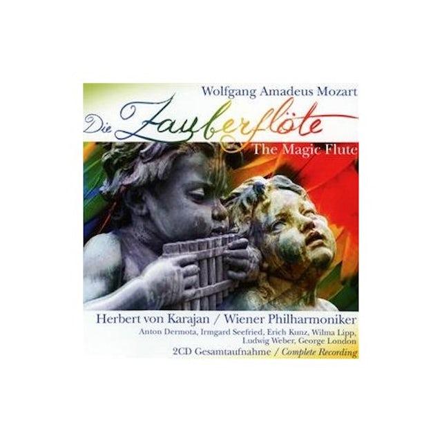 W.A. Mozart DIE ZAUBERFLOTE/THE MAGIC FLUT CD