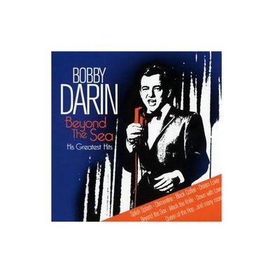 Bobby Darin BEYOND THE SEA-HIS GREATEST CD