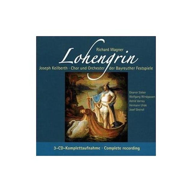 R. Wagner LOHENGRIN CD