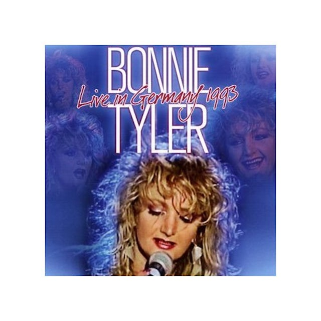 Bonnie Tyler LIVE IN GERMANY 1993 CD