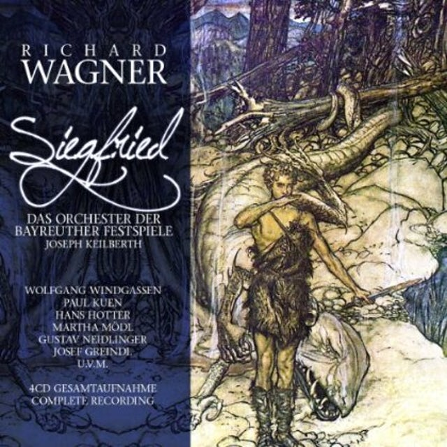 R. Wagner SIEGFRIED CD