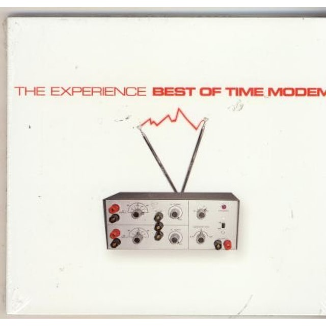 EXPERIENCE-BEST OF TIME MODEM CD