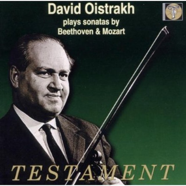 L.V. Beethoven VIOLIN SONATAS 3 & 9 CD