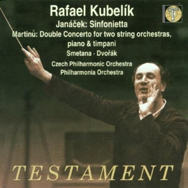 Rafael Kubelik CONDUCTS CD