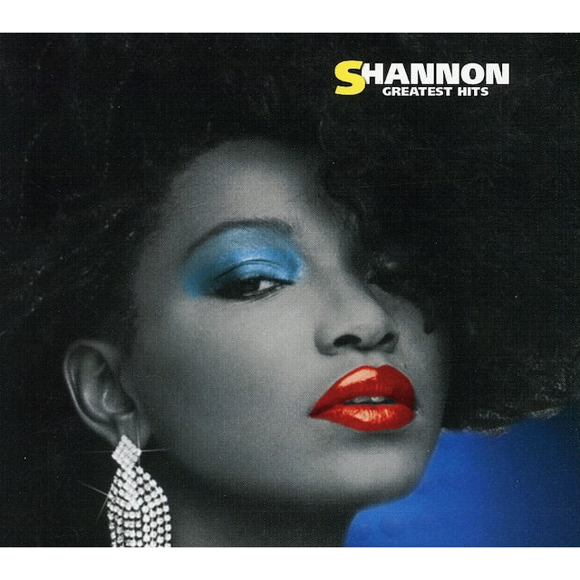 Shannon GREATEST HITS CD
