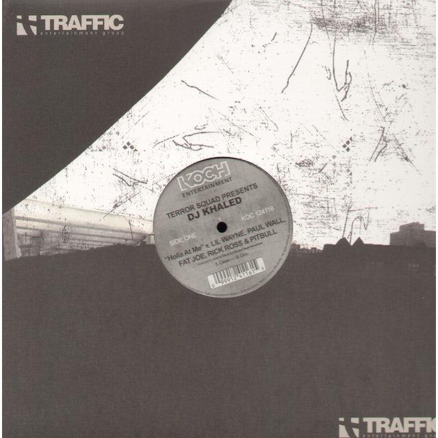 DJ Khaled HOLLA AT ME Vinyl Record
